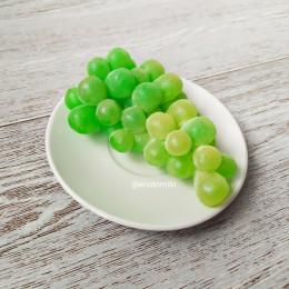 Виноград (зелёный). Мыло ручной работы.