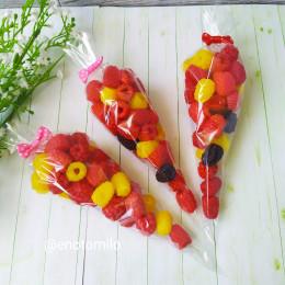 """""""Кулёчек с ягодами"""", мыло ручной работы"""